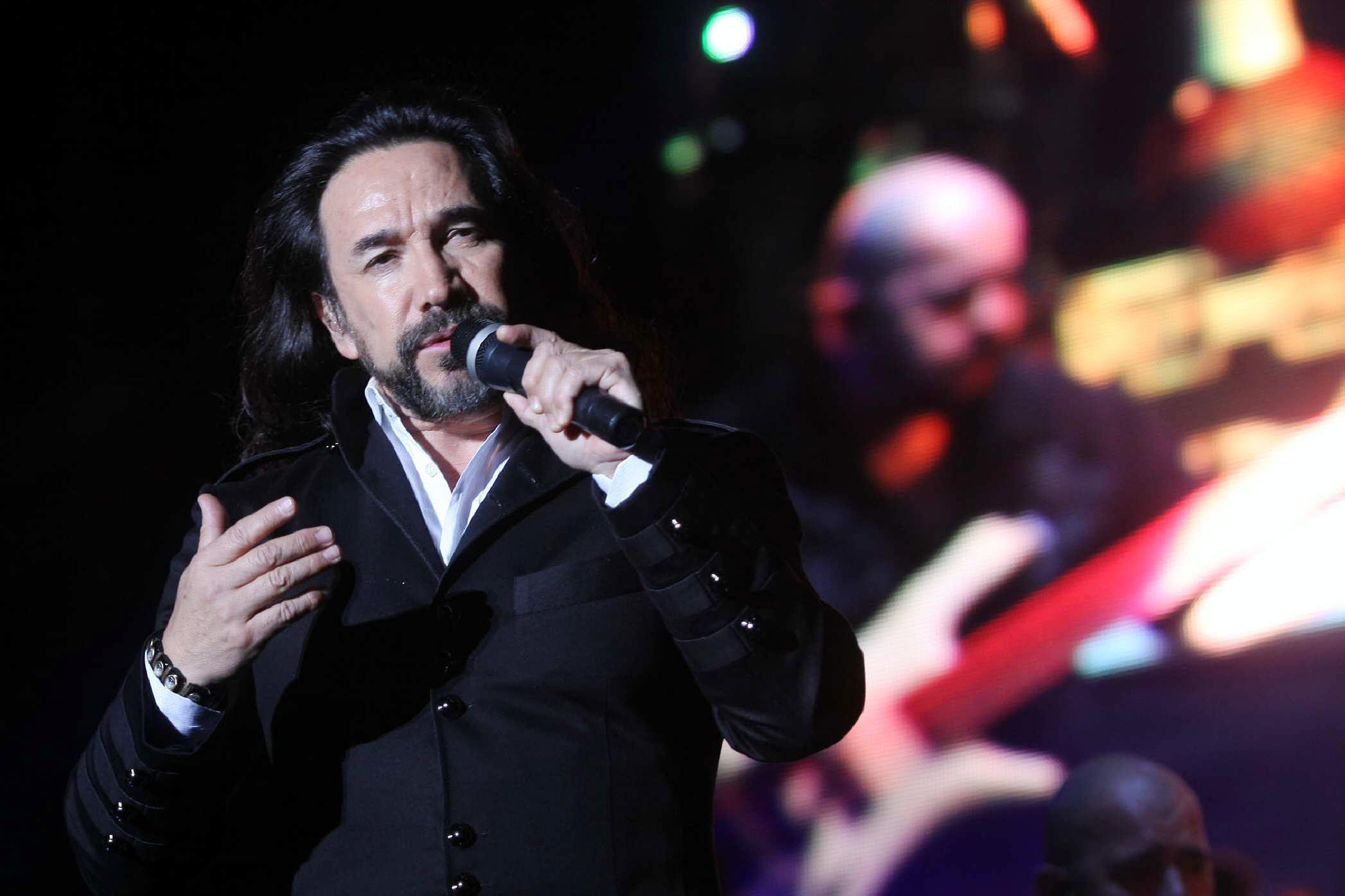 MARCO ANTONIO SOLIS EN LA ARGENTINA!! |
